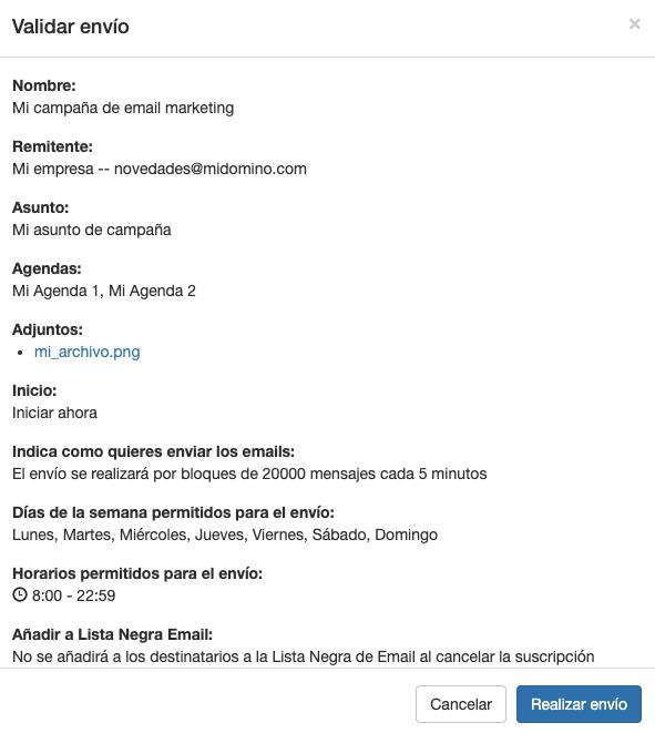 Planifica tus campañas de email marketing - INNOVA360