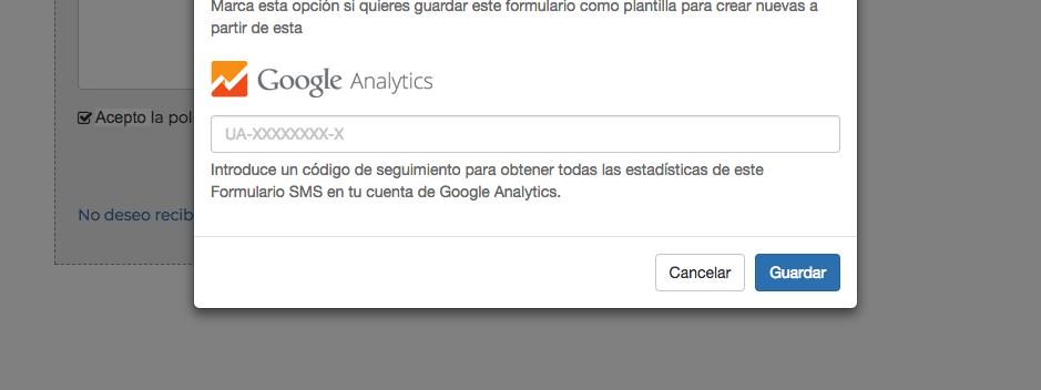 Integración Formularios con Google Analytics - INNOVA360
